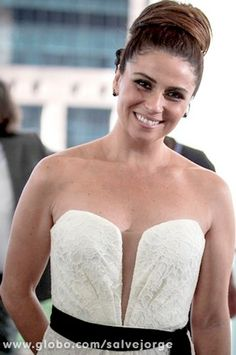 Fashion Cabedal: Salve Jorge: Moda Noiva Helô