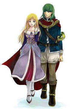 ヘンリーとマリア