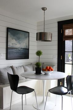 California Coastal decor in Connecticut