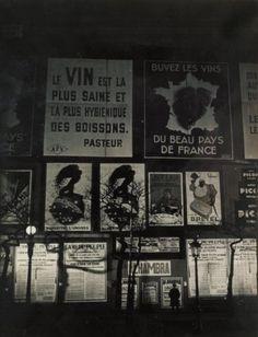 An opium den, Avenue Bosquet, Paris - Brassai - WikiArt.org