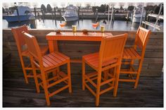 Outdoor Furniture from Manteo Furniture & Appliance by the Outer Banks very own Outdoor Furniture brand Carolina Casual The Hatteras Collection Rail Hugger Table