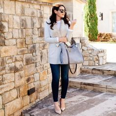 All grey all day.  http://liketk.it/2pGrH @liketoknow.it #liketkit #ontheblog #kendieveryday
