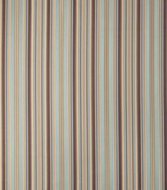 Home Decor Print Fabric-Eaton Square Mention AegeanHome Decor Print Fabric-Eaton Square Mention Aegean,