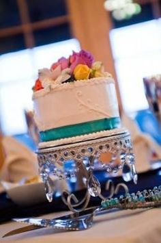 It's a #HomeGoodsWedding with this cake stand! Repin to win!