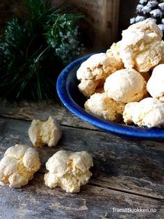 Eggeplommekaker - Fra mitt kjøkken Cauliflower, Stuffed Mushrooms, Vegetables, Desserts, Food, Baking Soda, Stuff Mushrooms, Tailgate Desserts, Deserts