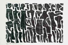 La Multitud, 1965. | Fundación Luis Seoane