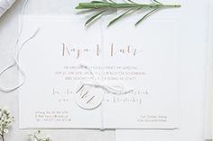 june wedding Hochzeitseinladung