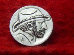 1937 P Hobo Nickel Cowboy 442 | eBay