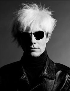 Andy Warhol, 1986 by Greg Gorman