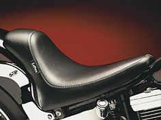 Harley Seat Detail for Softails '84-'12 Standard Tire Models by Lepera