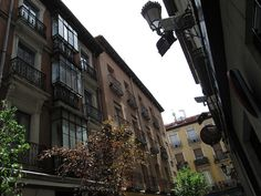 Barrio de Las Letras, Madrid by voces, via Flickr