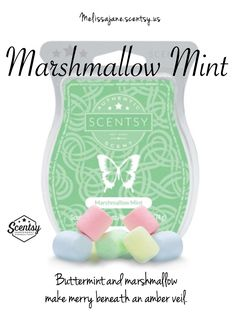Scentsy 2016 | Marshmallow Mint | New release | Fall & Winter | #scentsy…