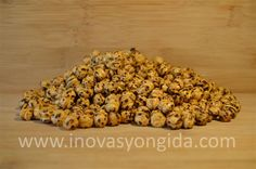 Double Roasted Yellow Chickpeas  Origin: Turkey Packaging: 5, 10, 15, 20 kg bags are available  To request an offer, please fill out our offer form.  Or contact us: info@inovasyongida.com