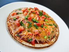 Taco Bell Style Mexican Pizza Recipe