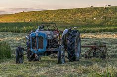 Ford dexta by Wilco van der Laan Fotografie on 500px