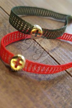 Christmas Decorations, Bracelets, Leather, Jewelry, Jewlery, Jewerly, Schmuck, Jewels, Jewelery