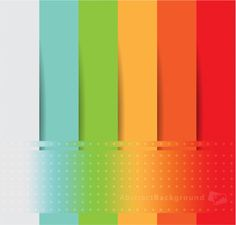 Rainbow Stripe Halftone Background - http://www.welovesolo.com/rainbow-stripe-halftone-background/