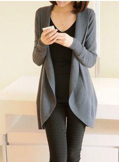 2color sweater  knitwear wool dress large size by prettyforest22, $59.00