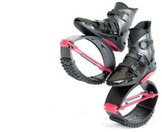 Kangoo Jumps gives you wings, start jumping now