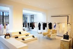 Phillip Lim opens new London store #visualmerchandising #retail #merchandising