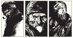 Le rapport de Brodeck - Manu Larcenet -Dargaud Darth Vader, Fictional Characters, Comics, Fantasy Characters
