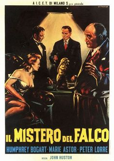 The Maltese Falcon starring Humphrey Bogart, Mary Astor, Gladys George and Peter Lorre Humphrey Bogart, Lucky Luke, Maltese Falcon Movie, Bogart Movies, Steven Knight, Dashiell Hammett, Bogie And Bacall, Peter Lorre, Mary Astor
