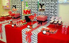 """Photo 1 of 16: Ladybug / Birthday """"Delilah's 1st Birthday""""   Catch My Party"""