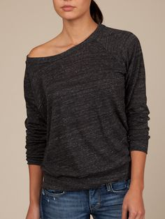 Alternative Apparel slouchy pullover