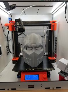 Made by Andrew Vandendaele on original i3 Prusa MK3S #toysandgames #deathstroke #DCcomics