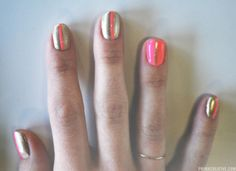 NAILS DID: Sister From Another Mister Manicure