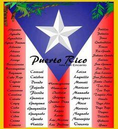 Puerto Rico ♥ ♡ ♥ ♡ yo seria borincano aunque naciera en la luna...!!! Caban bale el topo...!!