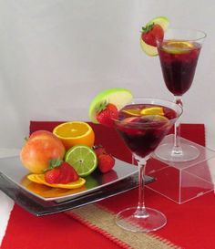 Summer Sangria made with St. Kathryn Cellars Sweet Scarlet and Talon Winery Rosato Merlot Red Wine, Blackberry Wine, Summer Sangria, Printable Recipe Cards, Wine Brands, Wine Cocktails, Wine Making, Fresh Fruit, Pomegranate
