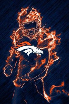 Broncos are on FIRE! 2013