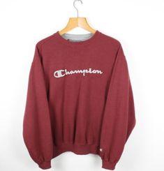 556e8d87cd5e8 Great quality Vintage CHAMPION USA Red sweatshirt jumper! Size  M