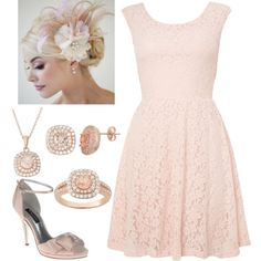 Mom's Outfit for Communion/Christening/Baptism/Dedication: Gypsy Style by romanigurl on Polyvore