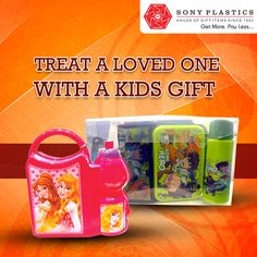 Treat a loved one with a kids #gift Visit http://www.sonyplastics.com/ for bulk inquiries