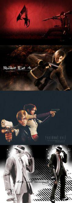 Resident Evil ~ Leon S. Kennedy Gangster...