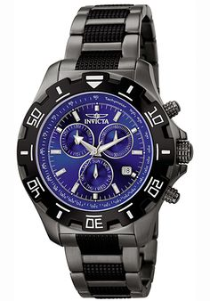 Price:$149.99 #watches Invicta 6411, This is a perfect timepiece for everyday wear. Provides a dressy look with a sporty feel.