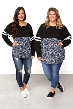 1cffa051ac8 Kiki LaRue Spirit Jersey - Leopard Spirit Jersey, Size 14, Long Sleeve Tops,