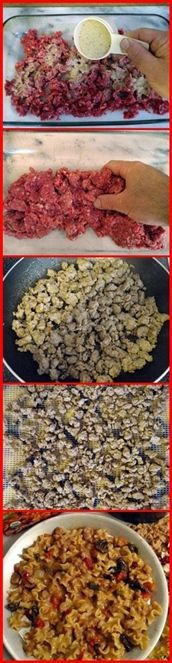 How to dehydrate ground beef, tuna, shrimp and lunchmeat.  Ok, so the pictures aren't pretty but the info is interesting, especially since I want a big dehydrator for Christmas!