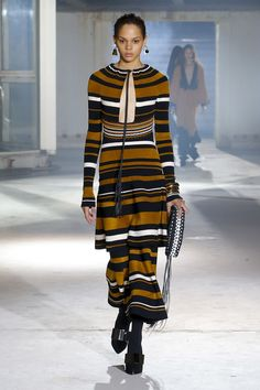 Proenza Schouler Fall 2018 Ready-to-Wear Collection - Vogue