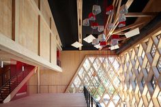 Teatro Jean-Claude Carriere   A+ Architecture   http://www.bimbon.com.br/projeto/teatro_jean-claude_carriere