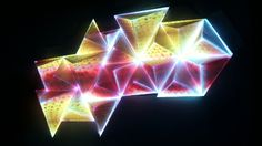 Joanie Lemercier - Light Projection and 3D mapping.