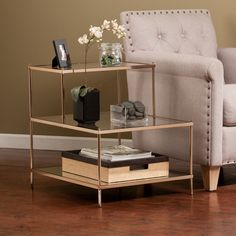 Upton Home Jacana Accent Table - Overstock Shopping - Great Deals on Upton Home Coffee, Sofa & End Tables