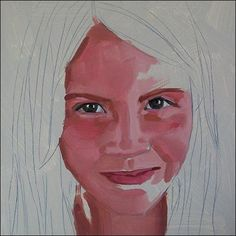 Painting a Portrait from a Photograph. A free tutorial from EmptyEasel.com. for oils though applies to all