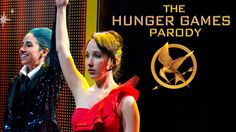 The Hunger Games Parody by The Hillywood Show® all you hunger games fans watch this then comment what you think!!!!