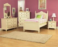 Meadowbrook White Chest RH-8206-440