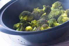 Brócoli con salsa de yogur, miel y mostaza a la antigua. Receta saludable con Thermomix « Trucos de cocina Thermomix