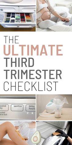 Baby Checklist Newborn, Newborn Baby Tips, Pregnancy Checklist, Baby E, First Baby, New Baby Checklist, Hospital Bag Checklist, Third Baby, Pregnancy Tips