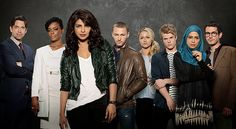 Priyanka Chopra – The first Indian actress to lead in an American TV Show #Quantico